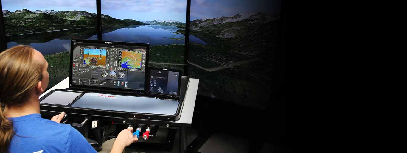 FAA_Approved_BATD_Flight_Simulator_TouchTrainer_VM_with_Amazing_Visual_Fixed_Wing